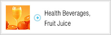 Health Beverages, Fruit Juice